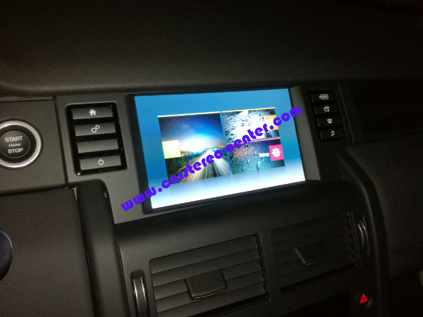 Discovery Sport con Navigatore touch screen