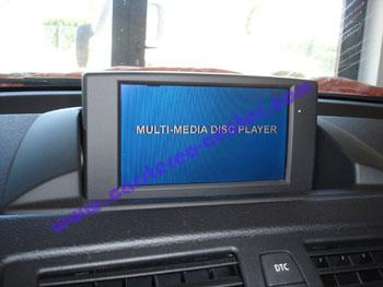 Bmw 1 Con Interfaccia Audio Video Per Lettore Dvd Usb Sd