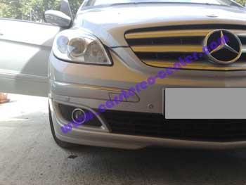 Doppio kit sensori parcheggio ps 401 per una mercedes classe b for Kit per il portico anteriore