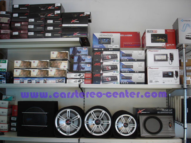 Vetrina Car Stereo Center