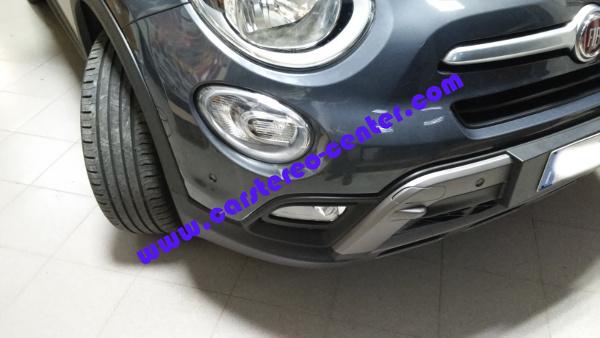 Jaguar E Pace >> Fiat 500X Cross con Sensori di parcheggio anteriori