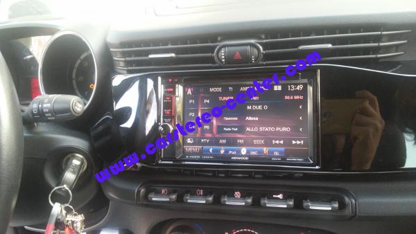 Jaguar E Pace >> Carplay su Alfa Romeo Giulietta grazie al Pioneer SPH-DA120