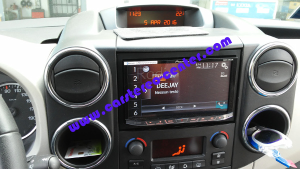 Tepee on Kenwood Bluetooth Car Stereo