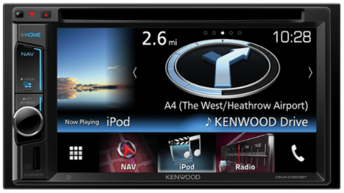 Kenwood DNX317BT