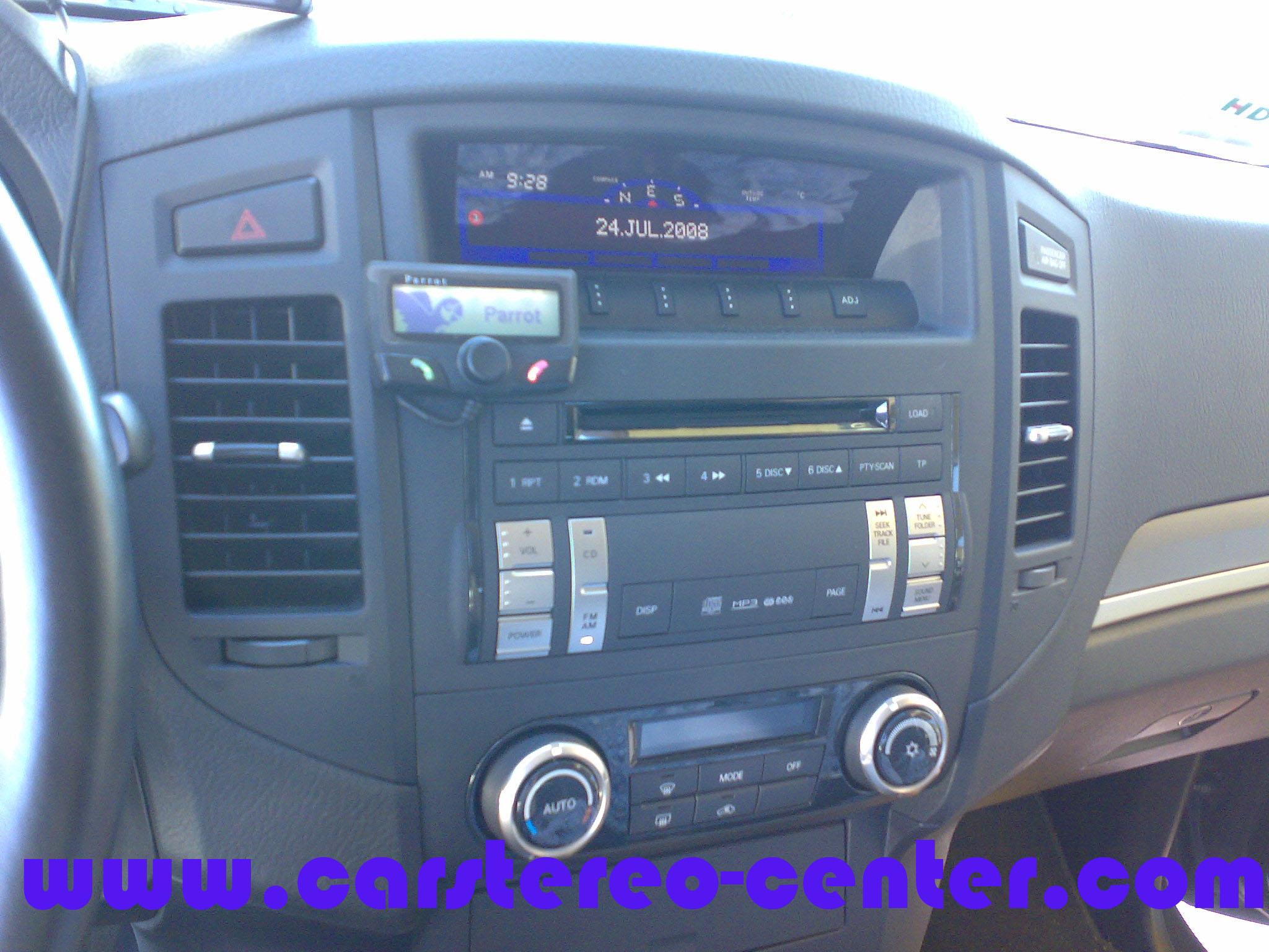 Installazioni navigatori, bluetooth, sensori, taxi