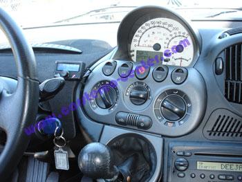 Fiat Multipla Con Vivavoce Parrot Ck3100