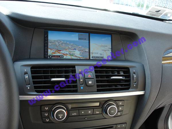 bmw x3 my 2012 co viva voce bluetooth display e comandi. Black Bedroom Furniture Sets. Home Design Ideas